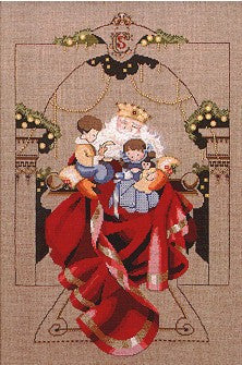 17453 Christmas Wishes, Mirabilia Designs