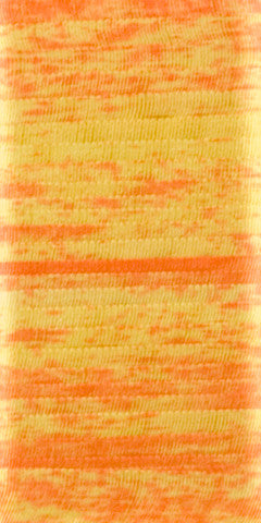 13297 Yellow/Orange, 13mm Overdyed, River Silks