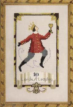 Ten Lords A Leaping, Nora Corbett, 12 Days of Christmas, Mirabil