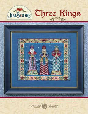 Three Kings,(Leaflet Only), Jim Shore Publications
