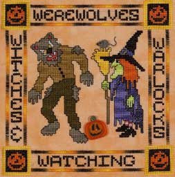 Werewolves, Witches & Warlocks, Glendon Place