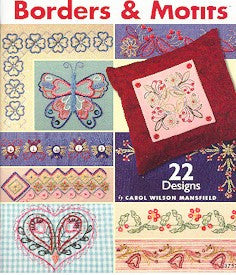 Embroidered Borders & More, American School of Needlework