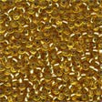 16155 02011 Victorian Gold, Seed, Mill Hill Beads