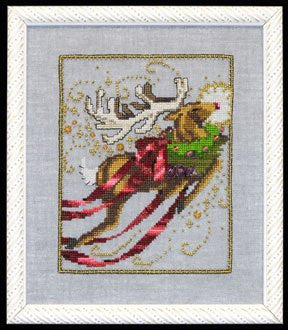 Rudolph, Christmas Eve Couriers by Nora Corbett