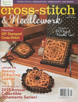 Fabulous Fall Projects Sept/Oct 2015