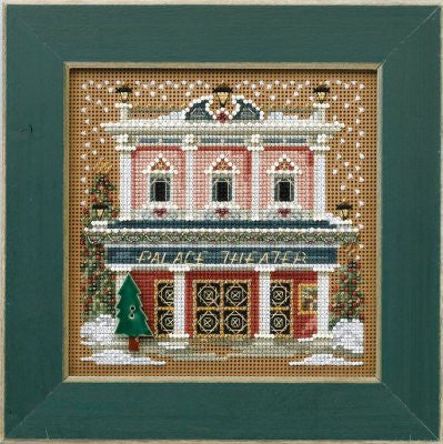 Palace Theater, Christmas Village Series
