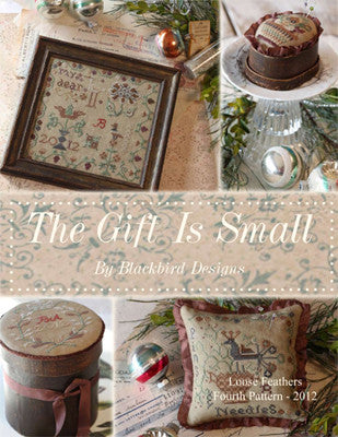 The Gift is Small, Loose Feathers, Blackbird Designs