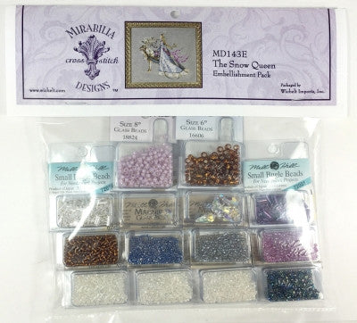 The Snow Queen Embellishment Pack