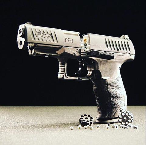 Pistolas Airguns CO2 Efecto de retroceso blowback