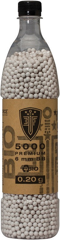 Bullets Elite Force Biodegradables 0.20 g. 5,000 - Sportsguns