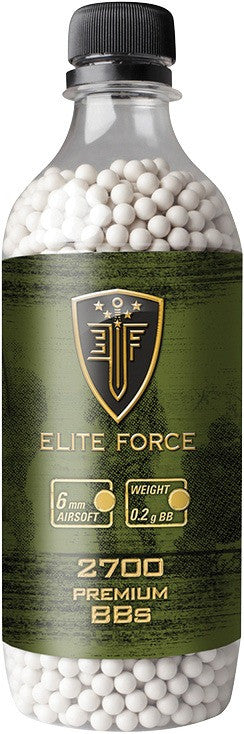 Bullets Elite Force 0.20 g. 2,700 - Sportsguns