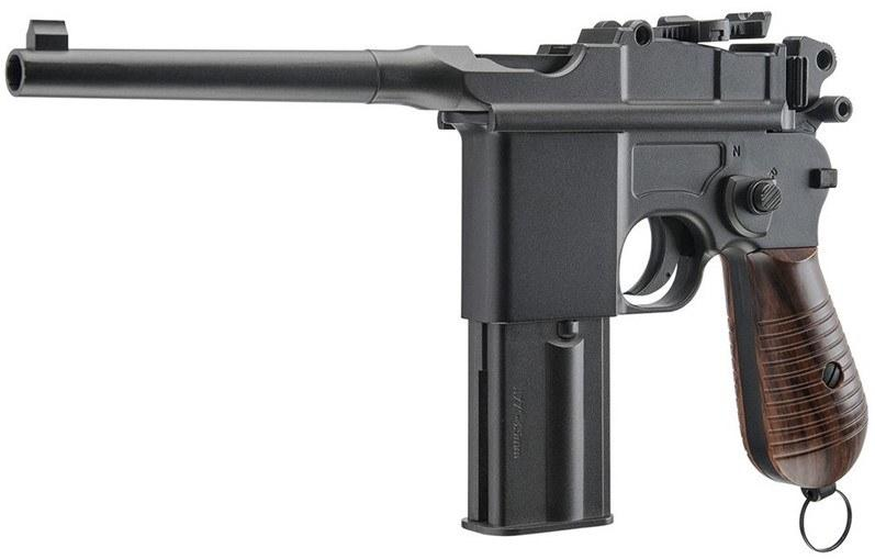 Pistola CO2 Legends M712 - Full Metal & Blowback - Sportsguns
