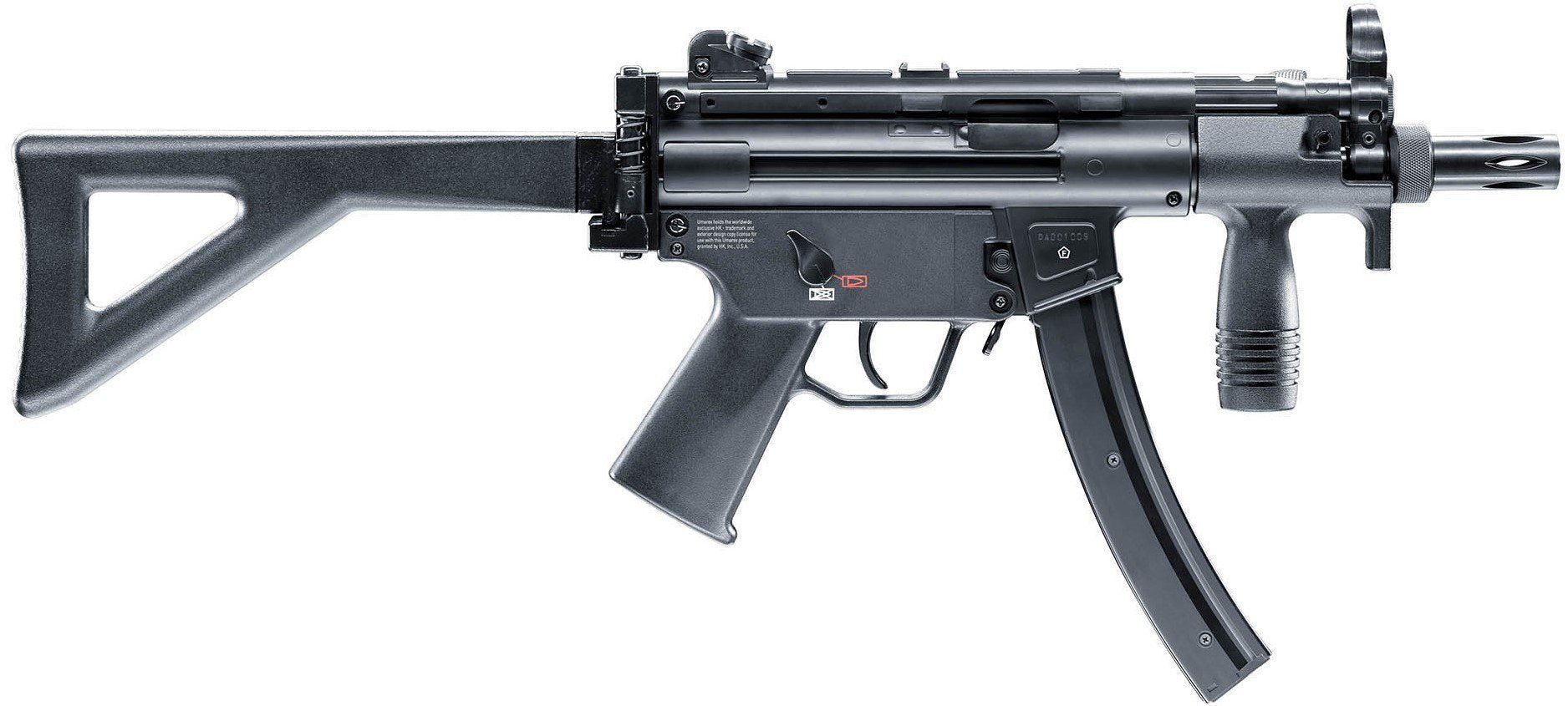 Metralleta CO2 Heckler & Koch MP5K-PDW - Sportsguns