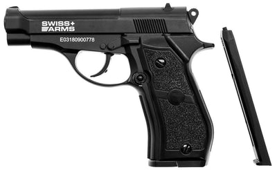 Pistola CO2 Swiss Arms P84 - Full Metal - Sportsguns
