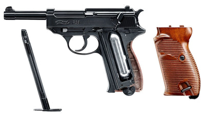 Pistola CO2 Walther P38 - Full Metal & Blowback - Sportsguns