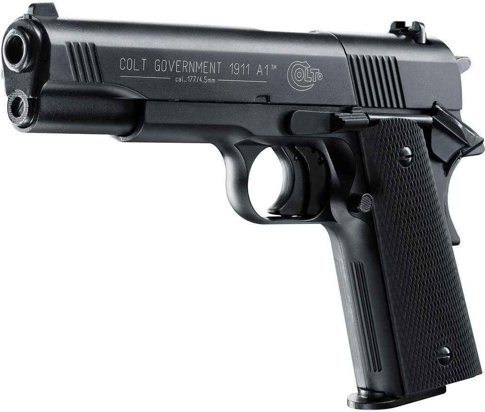 Pistola CO2 Colt Government 1911 A1 - Full Metal - Sportsguns