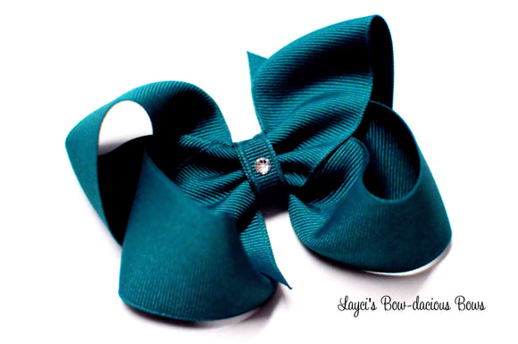 large boutique hair bows