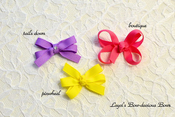 no slip baby hair bows, velcro baby bows, infant hair bows