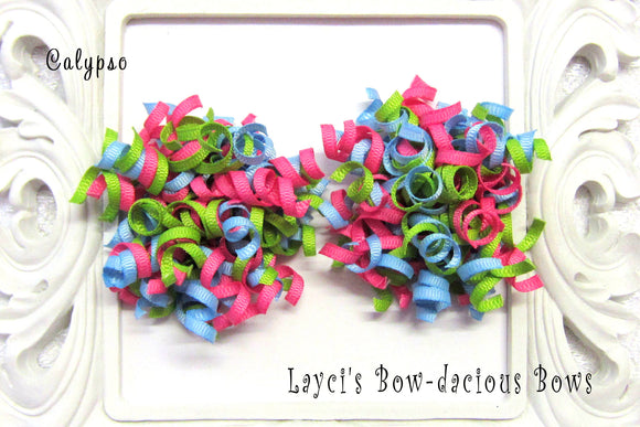 Calypso Petite Korker Hair Bow Set