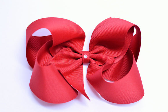 extra large boutique hair bows