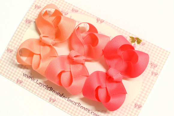 Extra Small Boutique Hair Bows