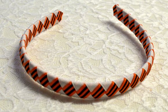 Halloween Woven Big Girl Headband - Ready to Ship - B1