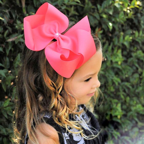 giant hair bow, huge hair bows, mega bows, cheer bows, extra large bows
