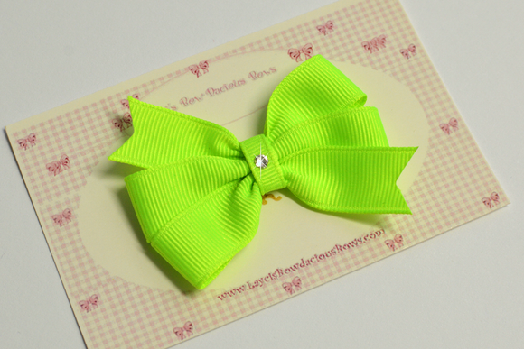small pinwheel bows