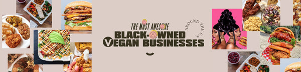 50+ Black-Owned Vegan Businesses Around the U.S.