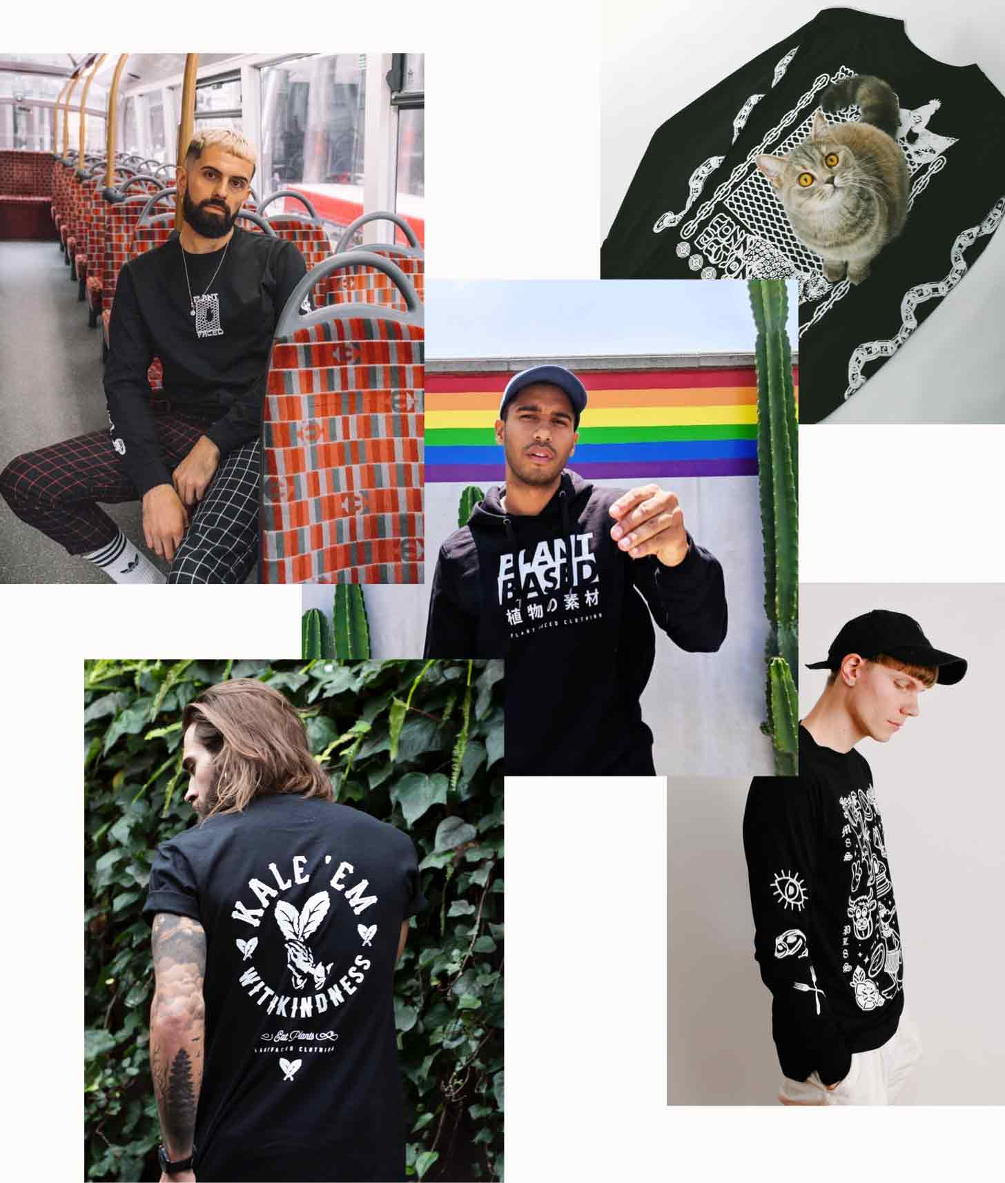 PLANT FACED CLOTHING: Vegan Clothing & Ethical Streetwear