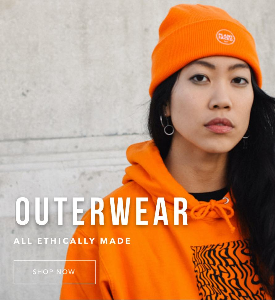 c4203133 PLANT FACED CLOTHING: Vegan Clothing & Ethical Streetwear