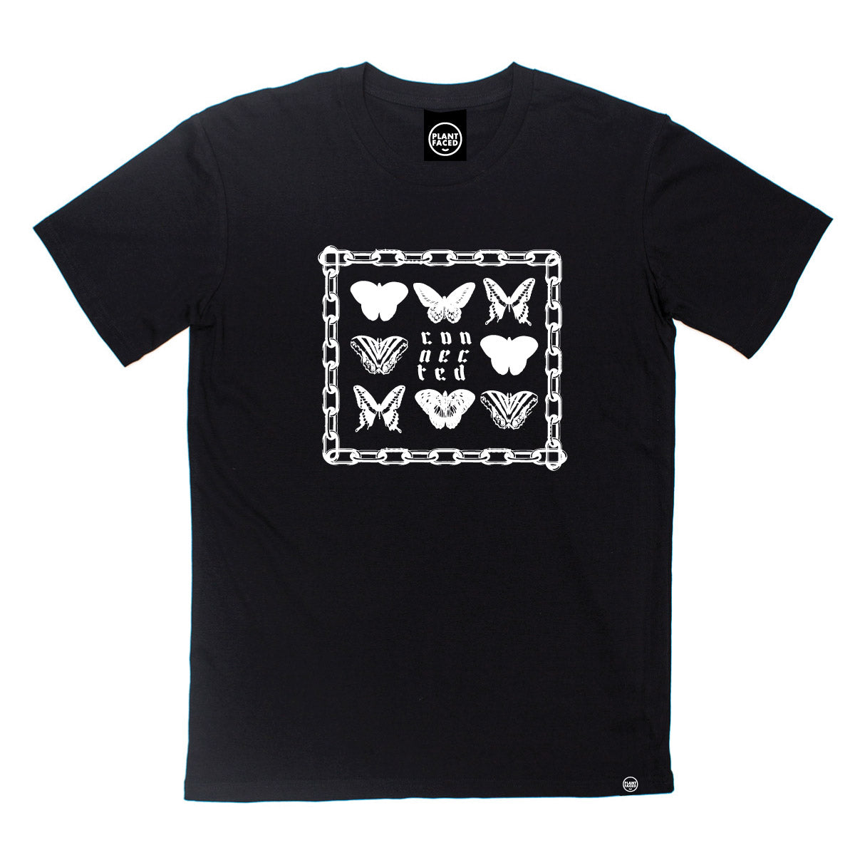 Connected - Black T-Shirt