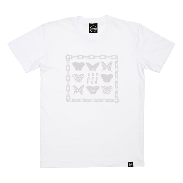 Connected - White T-Shirt