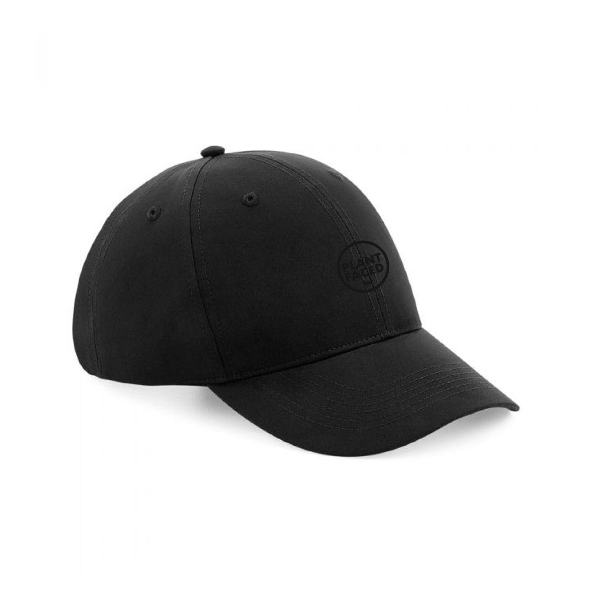 Plant Faced RECYCLED Dad Hat - Black Out