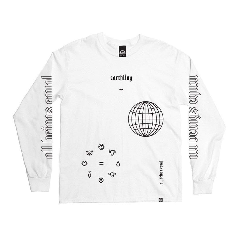 Earthling Long Sleeve - Black