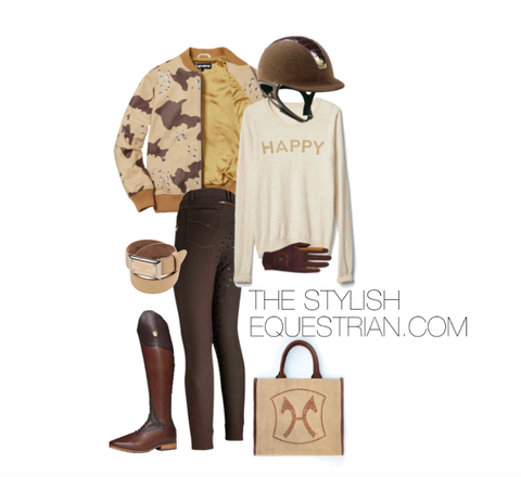 All about the bay equestrian attire from The Stylish Equestrian