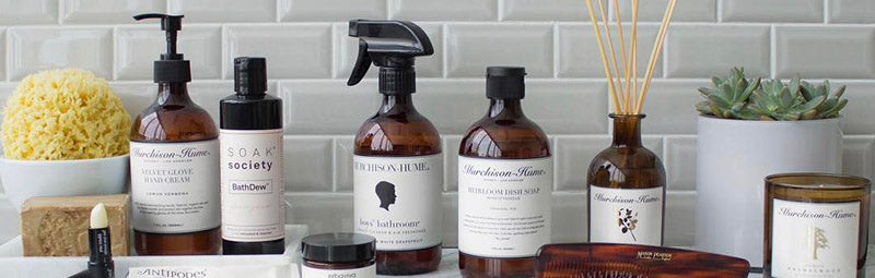 They Sought To Create Something That Was Genuinely Safe And Effective, But  Also A Pleasure To Use. Murchison Hume Household Products Marry  Practicality, ...