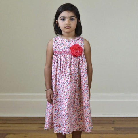 Pretty Wild Stella Liberty Dress - Phoebe Flower