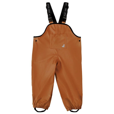 Crywolf Rain Overalls - Rust - Tea Pea Home