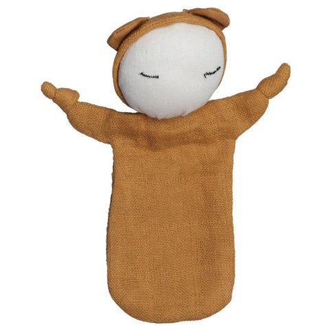 Fabelab Denmark Cuddle Doll - Ochre - Tea Pea Home