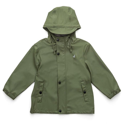 Crywolf Play Jacket - Khaki - Tea Pea Home