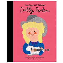 Little People, Big Dreams - Dolly Parton - Tea Pea Home