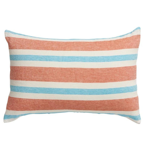 Society of Wanderers Pillowslip Set - Candy Stripe - Tea Pea Home