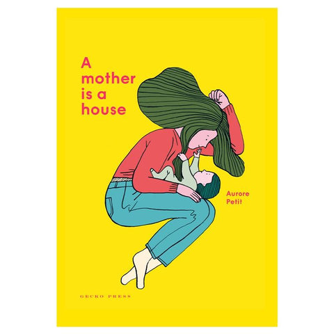 A Mother is a House - Tea Pea Home