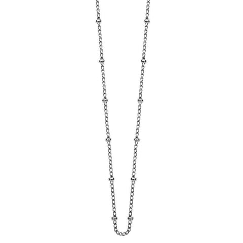Kirstin Ash Bespoke Ball Chain - Silver - Tea Pea Home