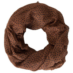 Sophie Maxi Scarf - Freckles Spice - Tea Pea Home