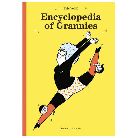 Encyclopedia of Grannies Book - Tea Pea Home
