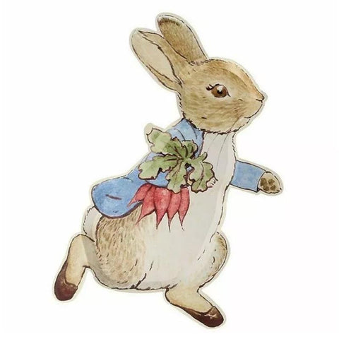 Meri Meri UK Plate Set - Peter Rabbit - Tea Pea Home