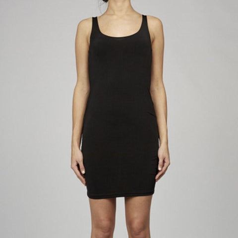Cable Melbourne Basic Slip Dress - Black - Tea Pea Home