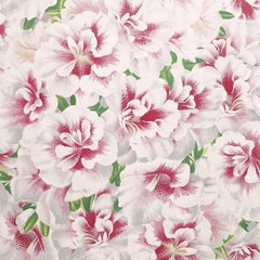 Designers Guild UK Wallpaper - John Derian Variegated Azalea - Tea Pea